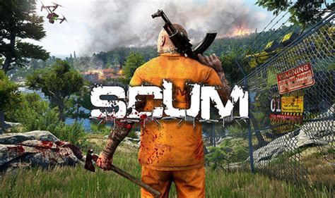 SCUM Steam patch notes for Battle Royale survival update