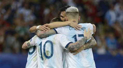 Copa America 2019: Argentina in doubt up front for Brazil