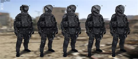 Nivanh Chanthara - The Scorch Trials_WCKD_Troopers_Concepts