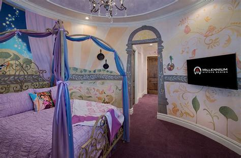 24+ Disney Themed Bedroom Designs, Decorating Ideas