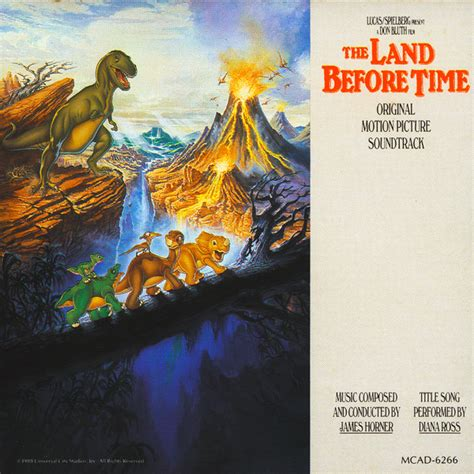 Film Music Site - The Land Before Time Soundtrack (James