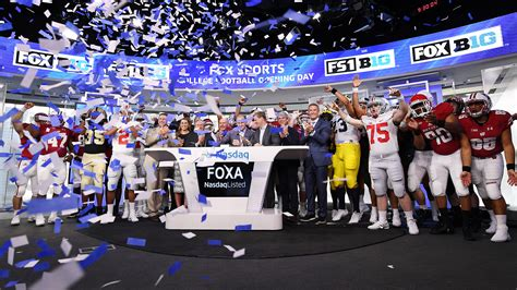 Every Game is Everything: FOX Sports Kicks Off College