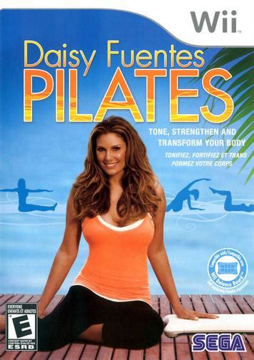 Daisy Fuentes Pilates ROM | WII Game | Download ROMs