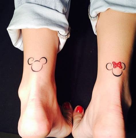 44 Disney Inspired Tattoos That Will Rock Your World