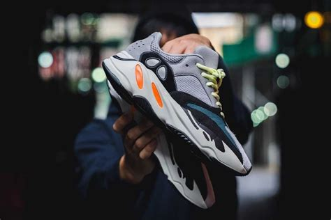 Adidas original yeezy boost 700 waverunner | Yeezy shoes