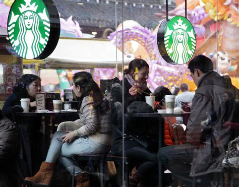 As Starbucks pushes into China, CEO says market will