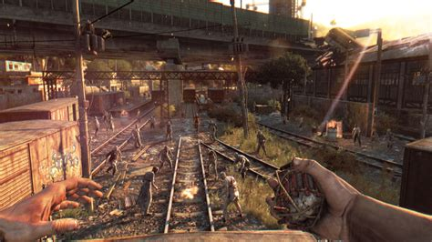 """Dying Light pre-order bonus """"Be the Zombie"""" lets you play"""