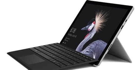 500 Euro günstiger: Surface Pro i5 128 GB mit Type Cover