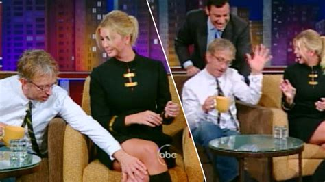 Ivanka Trump Appears to Be Groped on 2007 Episode of