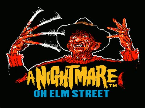 NES Horror: Nightmare on Elm Street & Friday the 13th