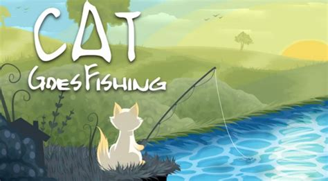 Cat Goes Fishing Full Version Free Download | FrontLine Gaming