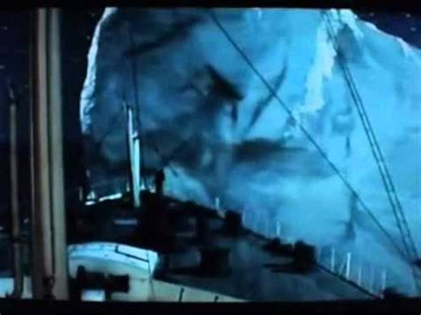 Titanic iceberg collision, 14th April 1912 - YouTube