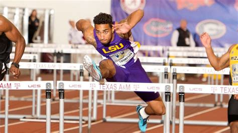 LSU Track and Field Teams Close Strong in Qualifying at