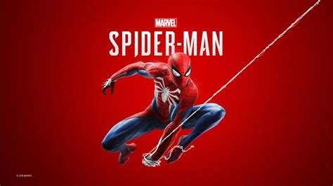 Spider Man 2018 4K PS4 Game - Wallpapers