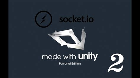 Multiplayer game by Unity and NodeJS socket