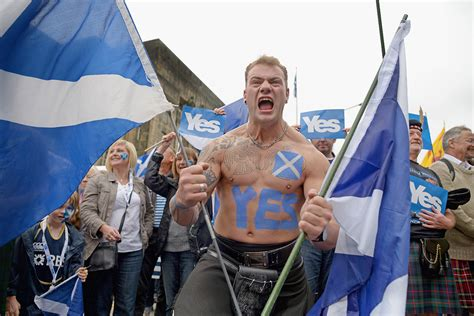 Scottish Independence Latest Poll: 'Yes' Campaign Snaps Up