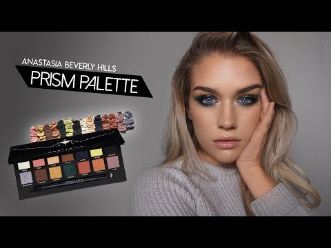 PRISM PALETTE Anastasia Beverly Hills - Review & Swatches