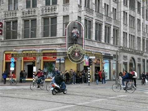 Madame Tussauds Amsterdam (The Netherlands): Hours