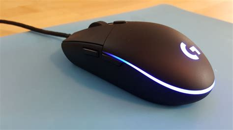 Logitech Pro Gaming Mouse review | PC Gamer