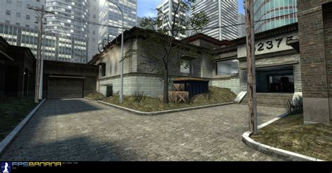 1# Map Pack previews image - Zombie Riot mod for Counter