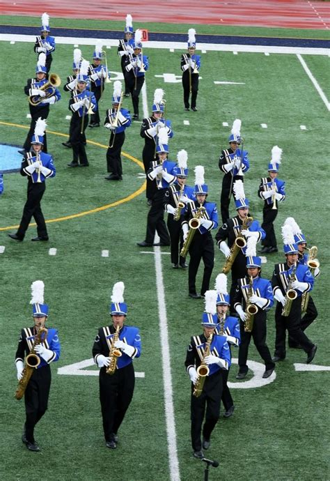 Marching bands converge on Prospect High School