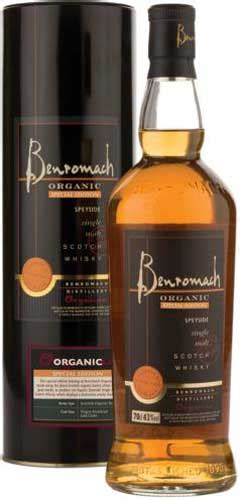 Benromach Organic Whisky Reviews and Ratings - Proof66