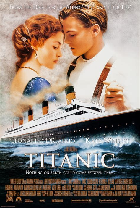 Titanic Movie Poster (#3 of 9) - IMP Awards