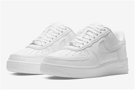 John Elliott and Nike Are Launching an All-White Air Force