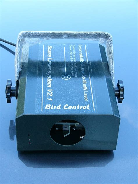 Bird Laser Solutions for Large Areas
