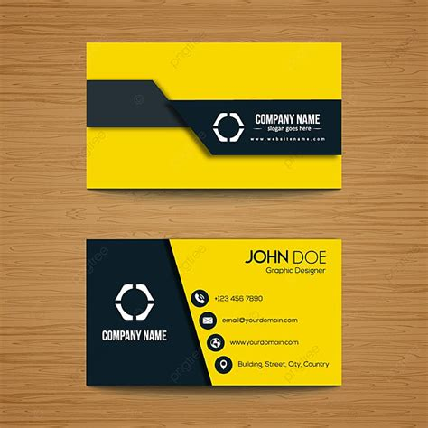 Corporate Business Card Template for Free Download on Pngtree
