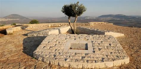 Holy Land Pilgrimage to Mount Precipice the site of the