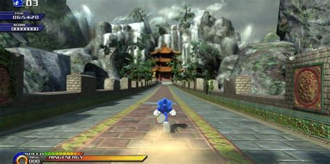 GC-First-Look: Sonic Unleashed › Previews › DemoNews