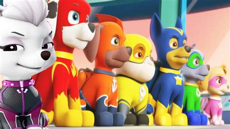 Paw Patrol Mission Paw Pups Team Training Day - Fun Pet