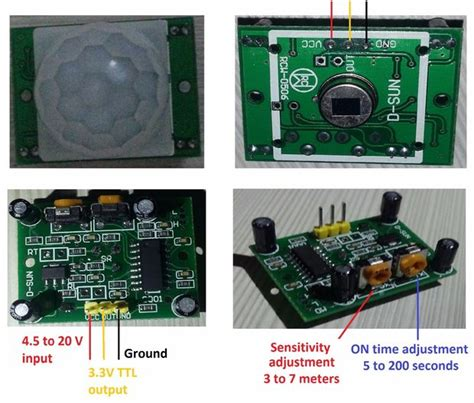 PIR Motion Detector With Arduino: Operated at Lowest Power