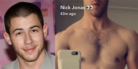 Nick Jonas Bares Ripped Abs in Hot New Selfie!   Nick