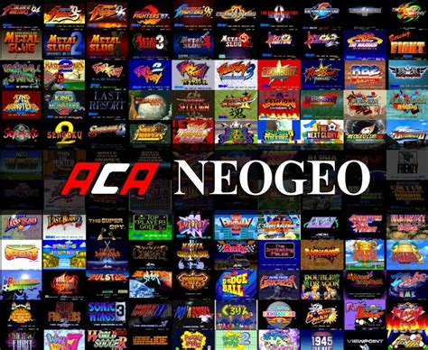 NEO GEO Games Online | Play Best Neo-Geo Emulator FREE