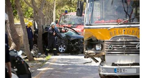 Young Woman dies in Zejtun car crash - The Malta Independent
