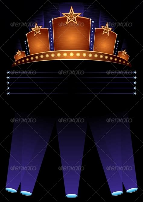 Theater Marquee Generator » Dondrup