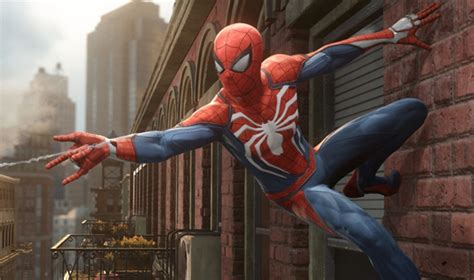 Spiderman PS4 Could Usher in New Era of AAA Superhero