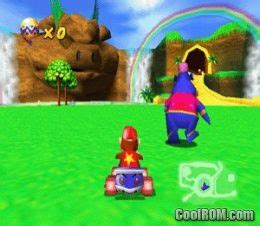 Diddy Kong Racing ROM Download for Nintendo 64 / N64