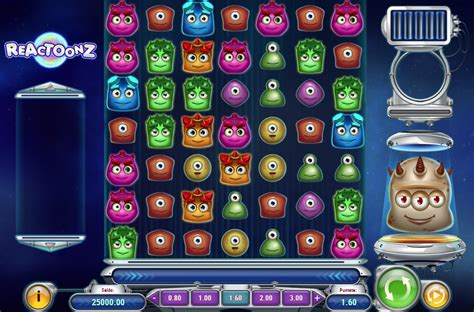 Reactoonz Slot Machine Online Play FREE Reactoonz Game