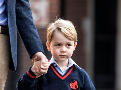 Kate unable to join Prince George on first day at school