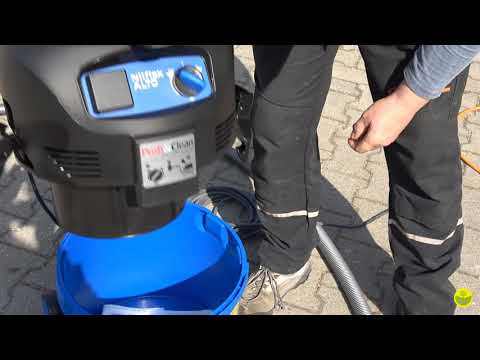 Nilfisk-Alto Aero 640 Wet and Dry Vacuum INFORMATION ONLY