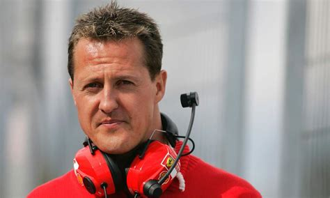 Michael Schumacher Left Paralyzed by Coma, Blinking His