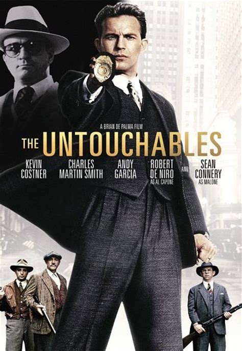 The Untouchables (1987) (In Hindi) Full Movie Watch Online