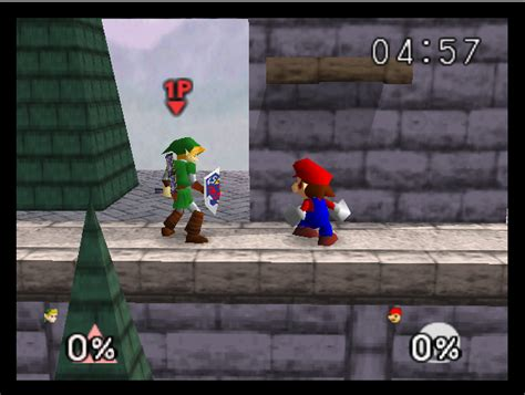 Super Smash Bros ROM Download for Nintendo 64 (N64) - Rom