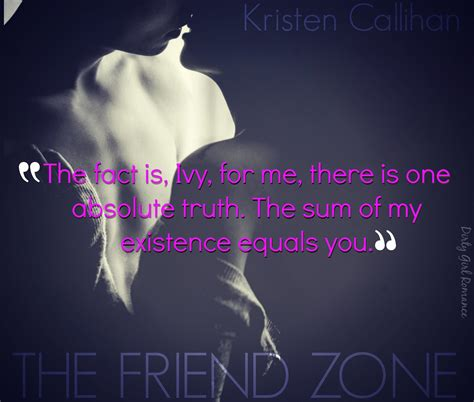 The Friend Zone (Game On, 2) by Kristen Callihan #