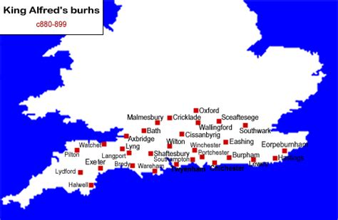 Anglo-Saxon Burhs