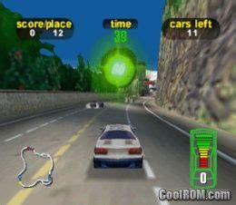Destruction Derby 64 ROM Download for Nintendo 64 / N64