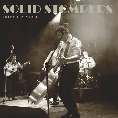 ROCKABILLY STOMP - BOOKING - THE SOLID STOMPERS